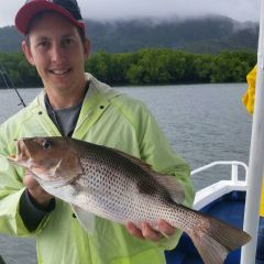 Estuary Fishing Cairns | Mark and his Fingermark