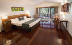 Eucalypt Bungalow at Thala Beach Lodge Port Douglas