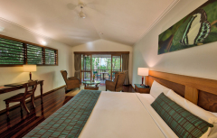Beachfront Eco Resort Port Douglas - Eucalypt Bungalow | Thala Beach Nature Reserve