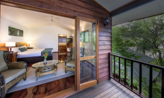 Beachfront Resort Port Douglas - Eucalypt Bungalow | Deluxe Eco Resort accommodation at Thala Beach Nature Reserve