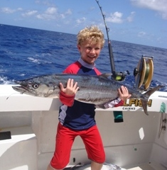 Children Love Fishing | Private Light Tackle Fishing Charter Boat | Departs Cairns North Queensland