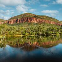 Experience Outback Queensland in luxury at Mt Mulligan Lodge, 35mins from Cairns
