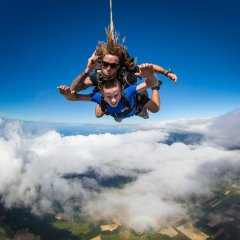 Experience Skydiving Today - Cairns Canyoning Skydive Combo