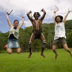 Experience The Oldest Surviving Culture | Tjapukai