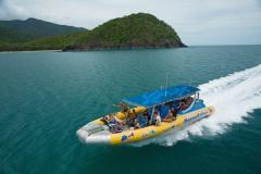 Experience the thrill of Ocean Safari - a half day snorkel adventure from Cape Tribulation