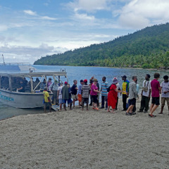 Day 9 Explore Lababia Island | 12 Night Cruise To Papua New Guinea
