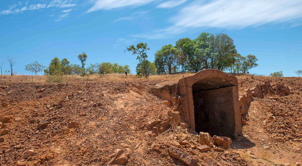 Explore Outback Australia - Chillagoe Caves