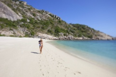 Explore the 24 Private Sandy Beaches - Lizard Island Resort Great Barrier Reef