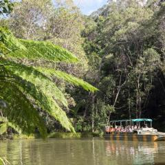 Explore The Rainforest On An Army Duck Tour | Day Trip To Rainforestation