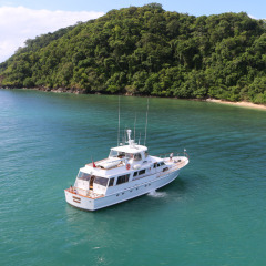 Extended Great Barrier Reef Overnight Charter Boat - MV-BH