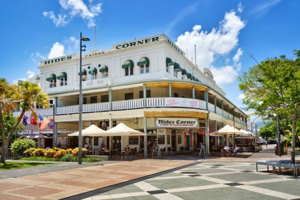 Cairns City Motel Cairns City Qld