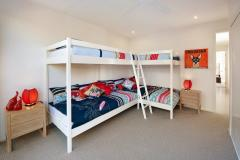 Families with kids will love the 3rd bedroom with 2 bunk beds to sleep up to 4 kids