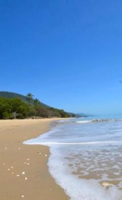 Families With Young Children Can Enjoy Four Mile Beach | Port Douglas Tropical North Queensland Australia
