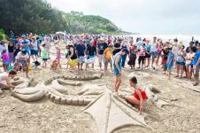 Family Beach Day - Port Douglas Carnivale 2016