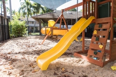 Family Friendly accommodation with Kids Playground at Reef Resort Villas Port Douglas