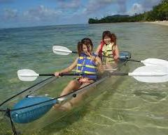 Family Fun Day On Frankland Islands On Great Barrier Reef | Sea Kayak