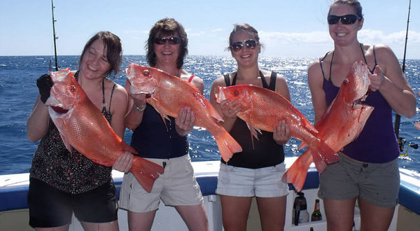 Private Fishing Charter | Fun For The Whole Family | Off Port Douglas North Queensland
