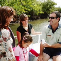 Family tours and activities in Cairns
