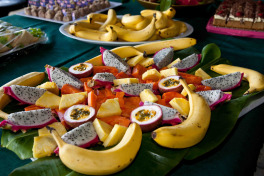 Feast of the Senses Fresh Fruit Platters