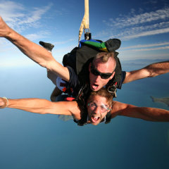 Feel the Thrill with Skydive Cairns