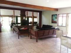 Ferntree Rainforest Resort Common Area | Budget Accommodation | Tropical North Queensland