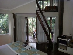 Ferntree Rainforest Resort Garden Loft | Budget Accommodation For the Whole Family