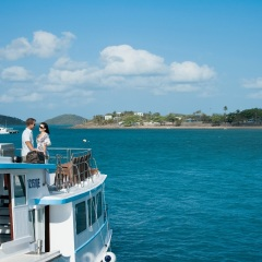 Ferry Transfer to Thursday Island |Cape York 3 Day Air Tour