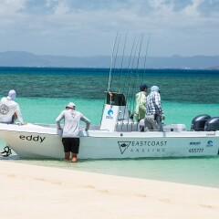 Fishing - Snorkelling - Sand Cays - Port Douglas Reef Trips