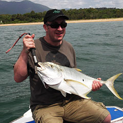 Fishing Cairns Rivers And The Great Barrier Reef