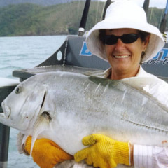 Fishing charter Great Barrier Reef Australia