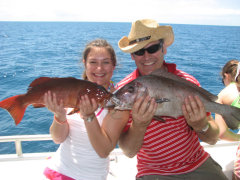 Fishing On The Great Barrier Reef | Fun For All Ages | Port Douglas North Queenland