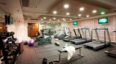 Fitness Centre - Pullman Cairns International Hotel