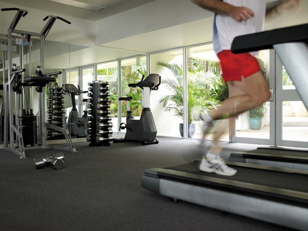 Fitness Centre  - ShangriLa Hotel Cairns