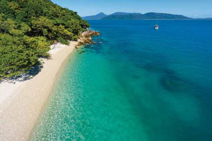 Photo Courtesy of Tourism and Events Queensland - Fitzroy Island