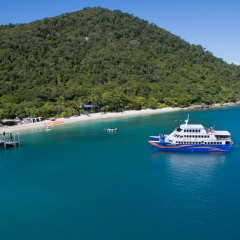 Fitzroy Island Ferry Transfers Departs Daily