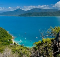 Fitzroy Island Resort - Self guided walks to the Lighthouse for stunning views