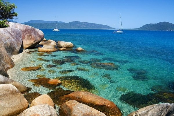 Fitzroy Island Resort - 45mins from Cairns