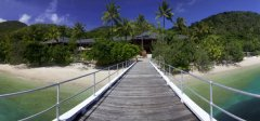 Fitzroy Island Resort Jetty - Cairns Island Resort
