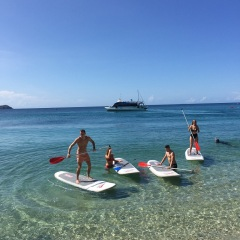 Fitzroy Island Tours - Activities SUP Boarding
