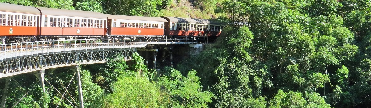Flexible Kuranda Day Tours From Cairns