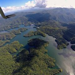 Flying Over the Tablelands & Lake Tinaroo On Your Way To Chillagoe | Private Flight Ex Cairns