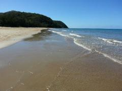 Four Mile Beach - short walk from your holiday apartment at Beach Terraces Port Douglas