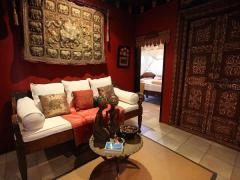 Foyer at the luxury Adult Only Mountain Retreat Resort - Relaxation awaits you....Port Douglas Queensland Australia