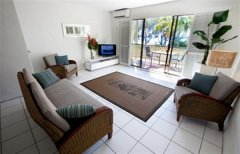 Oceanview Apartment - Beachfront Terraces Port Douglas