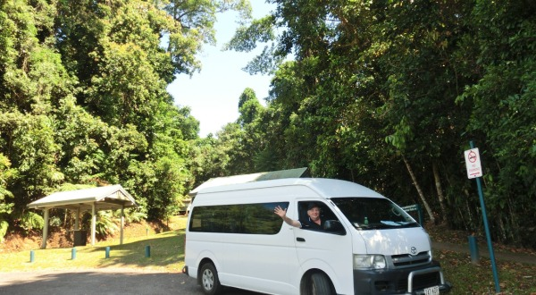 Friendly Driver/Tour Guide | Half Day Tour Ex Cairns North Queensland