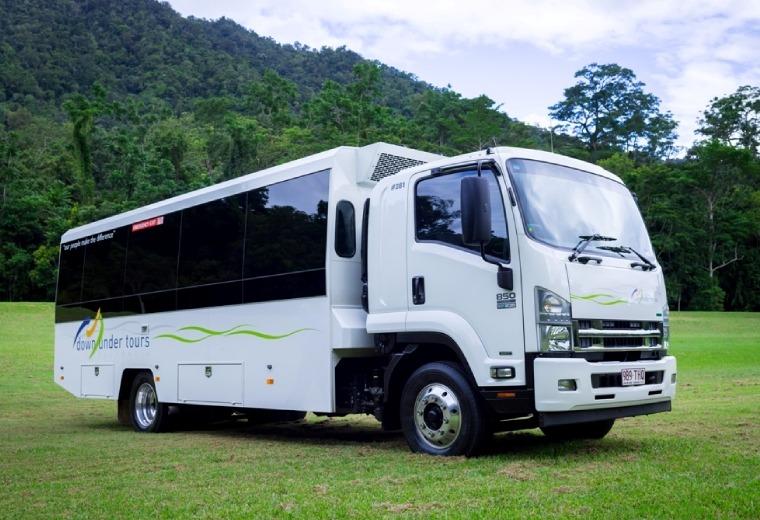 Down Under Tours Australia 4wd Tours Daintree Cape