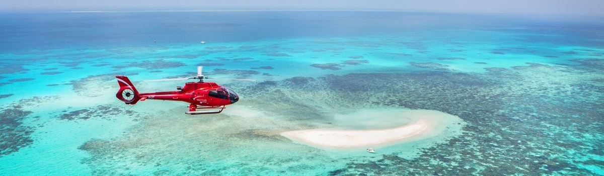 Full Day Cruise Fly To The Outer Great Barrier Reef from Cairns