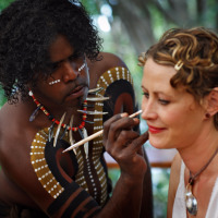 Full Day Kuranda & Tjapukai | Face Painting