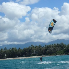 Low Isles Kite Surfing Lesson | Great Barrier Reef