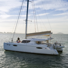 Luxury Private Charter Yacht Ex Port Douglas